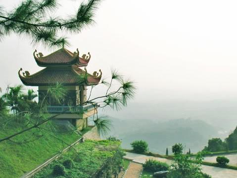 Du lịch thiền: Tìm sự cân bằng và tĩnh tại - anh 2