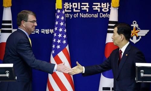 Lo ngại chương trình hạt nhân Triều Tiên, Mỹ - Hàn lập mưu đối phó - anh 2