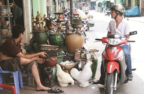 """""""Góc nhớ"""" ở… Sài Gòn - anh 2"""