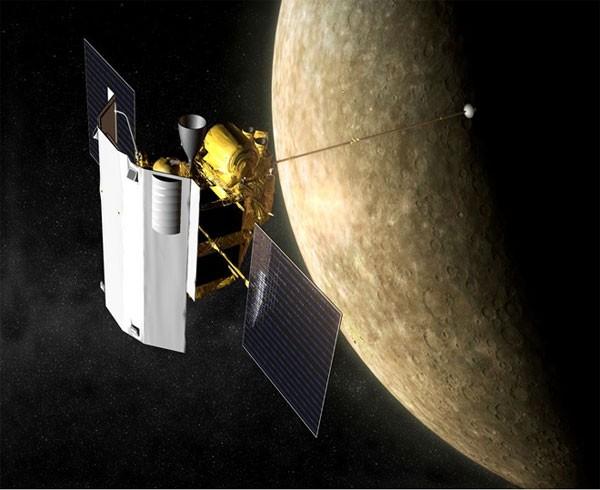 """Tàu vũ trụ NASA """"tử nạn"""" trên bề mặt sao Thủy - anh 1"""