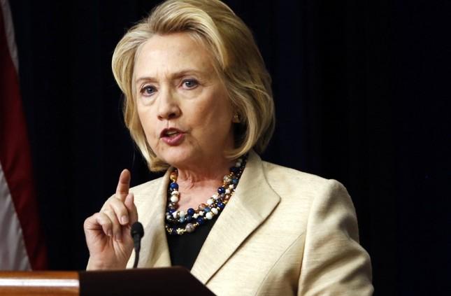 Hillary Clinton: Nếu trở thành Tổng thống, tôi sẽ 'qua mặt' Obama - anh 1