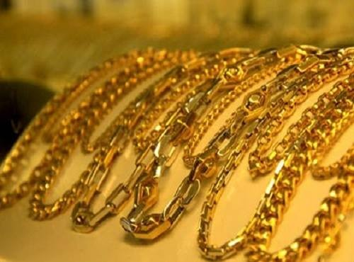 Giá vàng hôm nay 11/5: Tăng nhẹ theo giá vàng quốc tế - anh 1