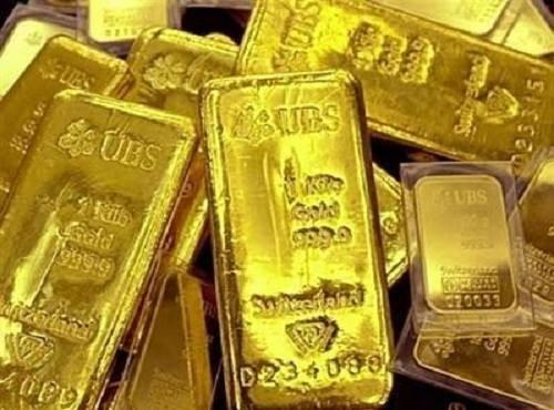 """Giá vàng hôm nay 12/5: Vàng thế giới quay đầu giảm do USD """"lên cao"""" - anh 1"""