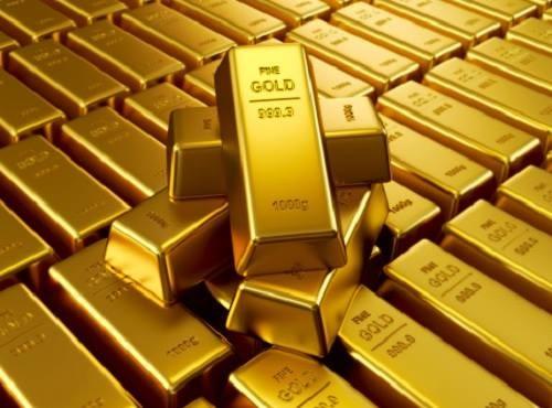 """Giá vàng hôm nay 13/5: """"Chạm đỉnh"""" khi USD """"rớt giá"""" - anh 1"""