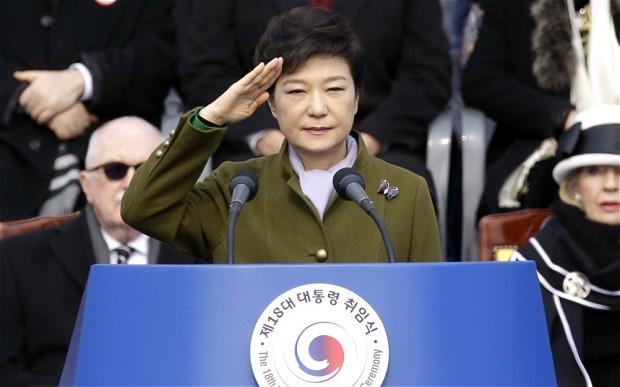 Tổng thống Hàn Quốc: Sẵn sàng trả đòn khiêu khích của Triều Tiên - anh 1