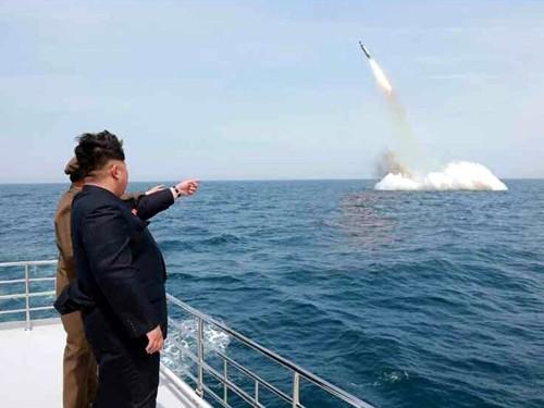 Tổng thống Hàn Quốc: Sẵn sàng trả đòn khiêu khích của Triều Tiên - anh 3