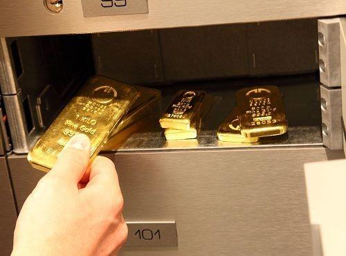 Giá vàng hôm nay 14/5: Bất ngờ bật tăng mạnh 100.00 đồng/lượng - anh 1