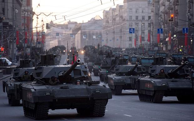 """So sánh sức mạnh Nga-phương Tây: Bên nào """"khủng"""" hơn? - anh 3"""