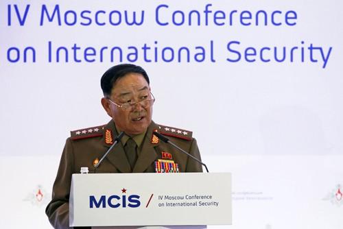 """Tin Triều Tiên: Những ngày cuối của Bộ trưởng Quốc phòng trước khi bị """"trảm"""" - anh 2"""