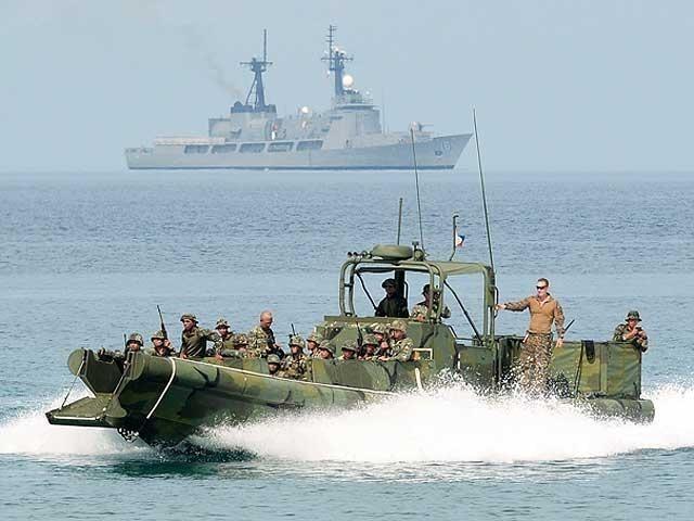 Mỹ tổ chức Hội nghị lực lượng đổ bộ châu Á-Thái Bình Dương, phớt lờ Trung Quốc - anh 1