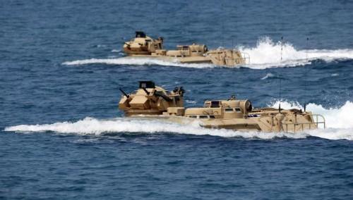 Mỹ tổ chức Hội nghị lực lượng đổ bộ châu Á-Thái Bình Dương, phớt lờ Trung Quốc - anh 2