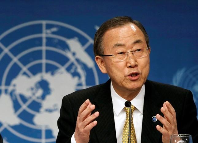 Triều Tiên thẳng thừng từ chối chuyến thăm của Tổng thư ký LHQ không 1 lý do - anh 1