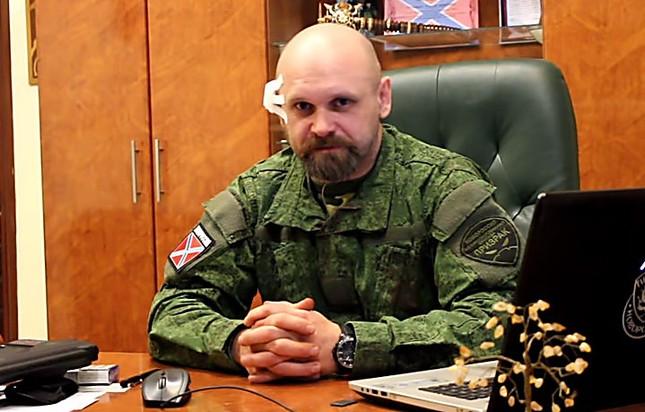 Thủ lĩnh phe ly khai miền Đông Ukraine bị biệt kích ám sát dã man - anh 1