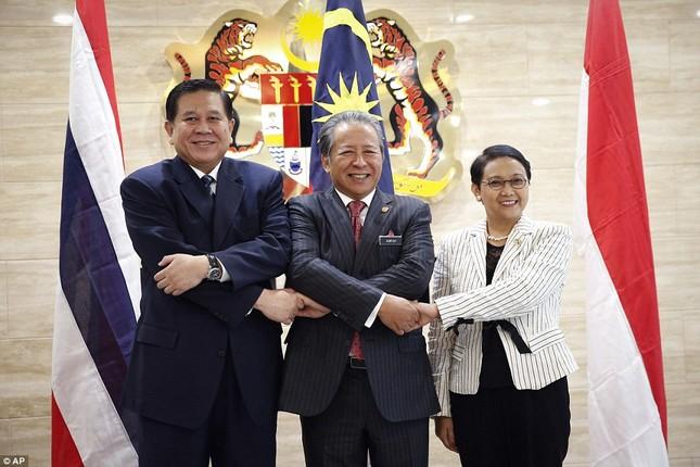 Đông - Nam Á hợp tác giải quyết vấn đề di cư - anh 1
