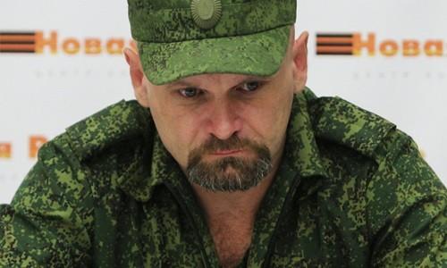 Thủ lĩnh phe ly khai miền Đông Ukraine bị biệt kích ám sát dã man - anh 2