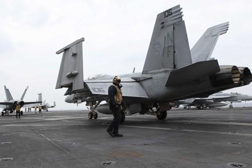 Mỹ, Nhật, Australia tập trận chung đối phó Trung Quốc bành trướng trên biển Đông? - anh 2