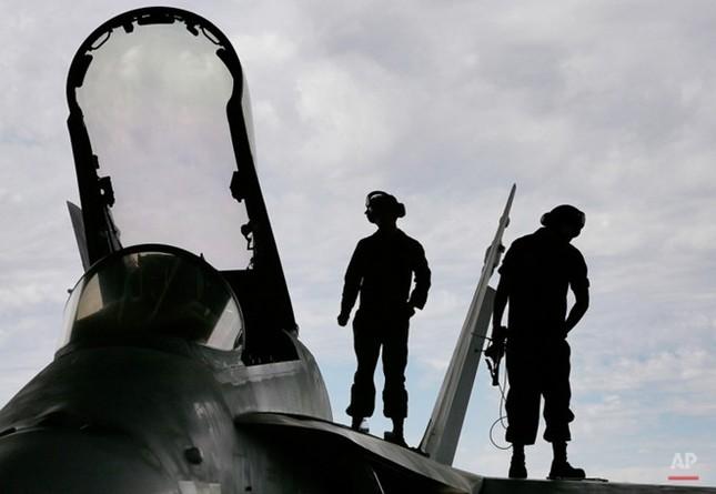 Nghĩa địa máy bay quân sự lớn nhất thế giới - anh 2