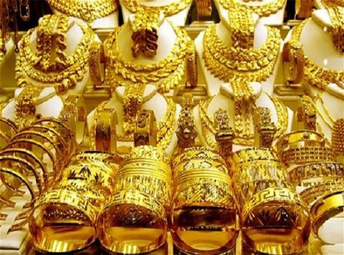 Giá vàng hôm nay 27/5: USD mạnh lên đẩy vàng xuống đáy - anh 1