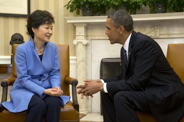 Triều Tiên: Tổng thống Hàn Quốc là 'một khối u ác tính' - anh 1