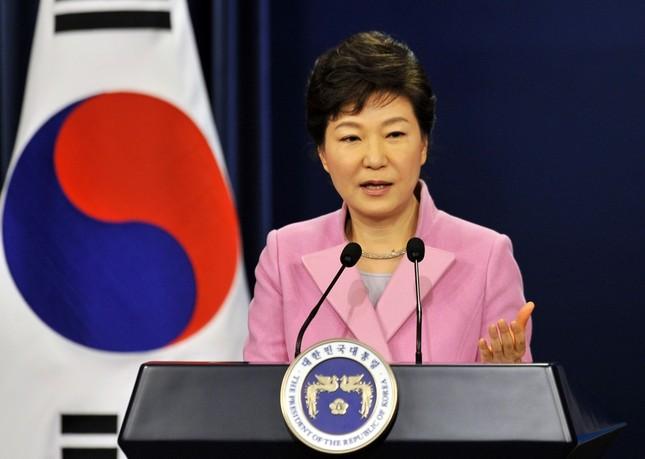 Triều Tiên: Tổng thống Hàn Quốc là 'một khối u ác tính' - anh 2