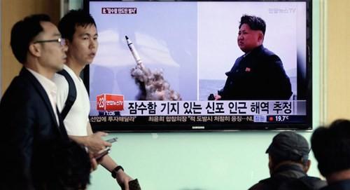 Lo Mỹ gây chiến, Triều Tiên tức tốc phát triển vũ khí hạt nhân mới - anh 1