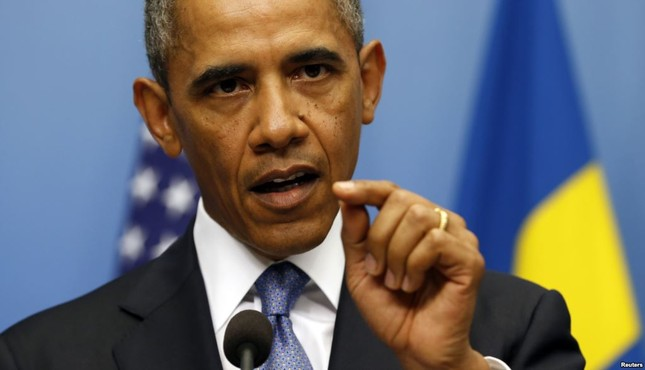 Tổng thống Obama: Yêu cầu Trung Quốc chấm dứt hành động sai trái trên biển Đông - anh 1