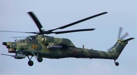 Ngắm dàn vũ khí 'siêu khủng' tạo nên sức mạnh quân đội Nga - anh 10