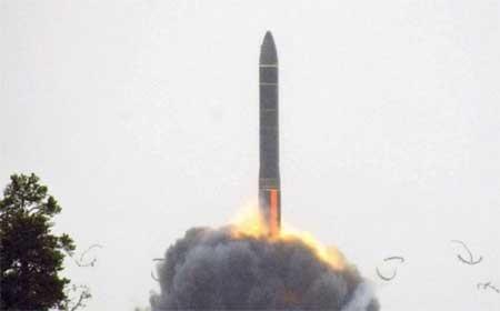 Ngắm dàn vũ khí 'siêu khủng' tạo nên sức mạnh quân đội Nga - anh 4