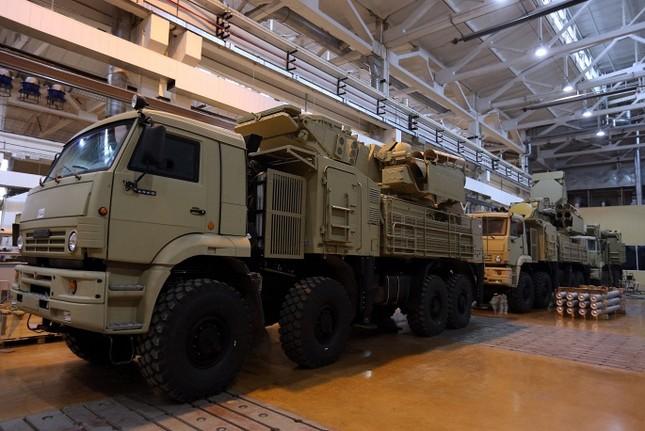 Ngắm dàn vũ khí 'siêu khủng' tạo nên sức mạnh quân đội Nga - anh 7