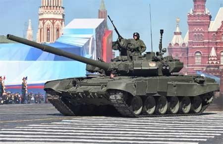 Ngắm dàn vũ khí 'siêu khủng' tạo nên sức mạnh quân đội Nga - anh 8