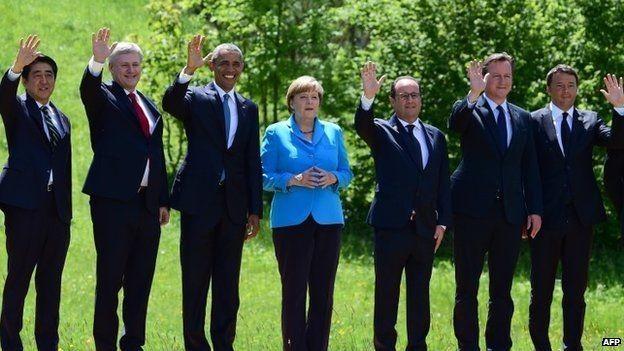 """G7 quyết """"tẩy chay"""" Nga, Moscow tìm sân chơi mới - anh 1"""