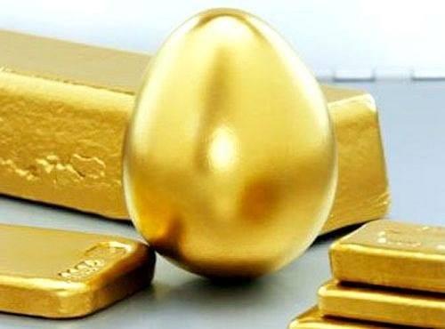Giá vàng hôm nay 9/6: USD suy yếu đẩy giá vàng đi lên - anh 1
