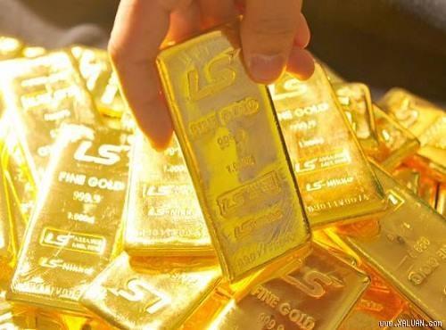 Giá vàng hôm nay 10/6: Chứng khoán lao dốc giúp giá vàng hồi phục - anh 1