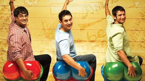 """Những bài học cuộc sống từ bộ phim Ấn Độ """"3 idiots"""" - anh 1"""