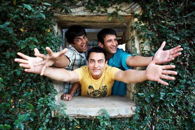 """Những bài học cuộc sống từ bộ phim Ấn Độ """"3 idiots"""" - anh 2"""