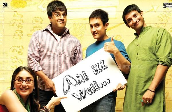 """Những bài học cuộc sống từ bộ phim Ấn Độ """"3 idiots"""" - anh 3"""