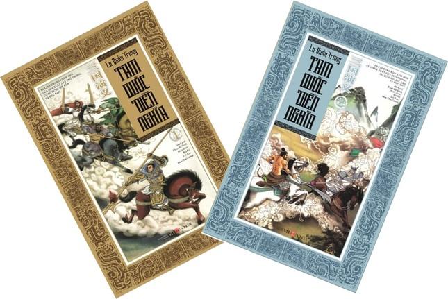 5 bộ tiểu thuyết kinh điển trong lịch sử Trung Quốc - anh 1