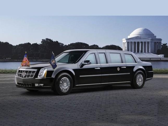 """Khám phá chiếc xe """"Quái vật"""" của Tổng thống Obama - anh 9"""