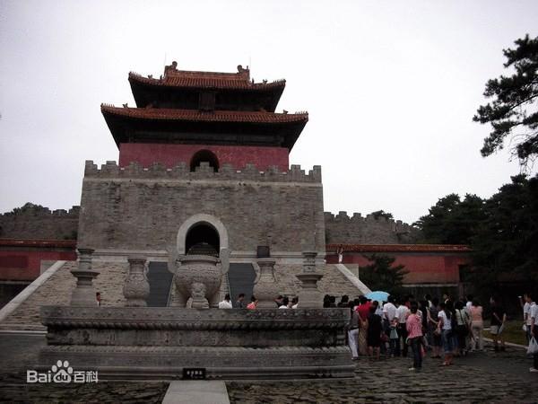 Bí ẩn lăng mộ 'độc nhất vô nhị' của hoàng đế Khang Hy - anh 4
