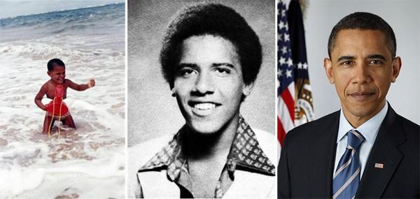 Tổng thống Obama và tuổi thơ 'dữ dội' ít ai biết - anh 1