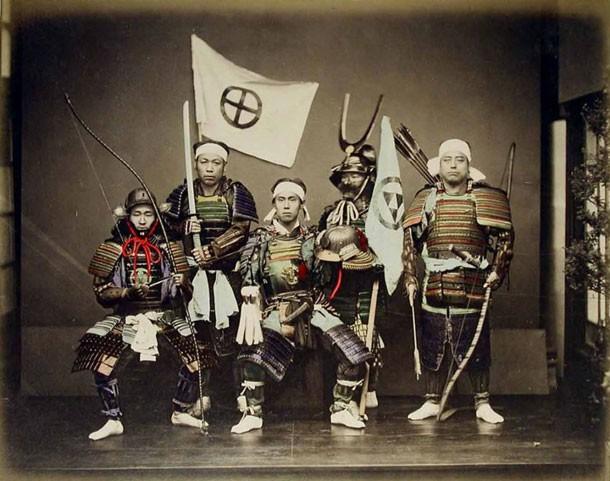 Những bí ẩn làm nên tên tuổi của các chiến binh Samurai Nhật Bản - anh 1
