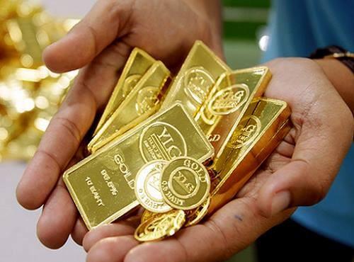Giá vàng hôm nay 24/6: Chạm đáy 2 tuần do tin tích cực từ Hy Lạp - anh 1
