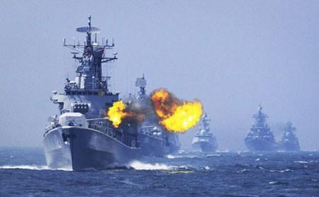 Biển Đông hôm nay 3/7: Những nước tập trận trên biển Đông nhằm 'dằn mặt' Trung Quốc - anh 3