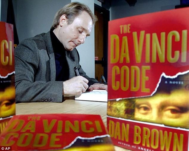 Bí mật cuộc đời tiểu thuyết gia Dan Brown - Ông vua của những mật mã vĩ đại - anh 1