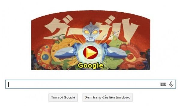 Hôm nay 7/7 Google đổi logo: Eiji Tsuburaya là ai? - anh 3