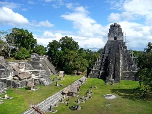 """16 công trình cổ đại """"thách thức"""" các nhà khảo cổ - anh 9"""