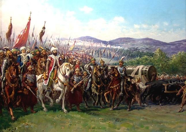 5 đế chế quân đội hùng mạnh nhất mọi thời đại - anh 3