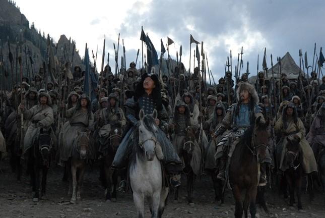5 đế chế quân đội hùng mạnh nhất mọi thời đại - anh 2