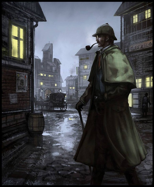 """Những câu nói bất hủ của """"thám tử lừng danh"""" Sherlock Holmes - anh 1"""