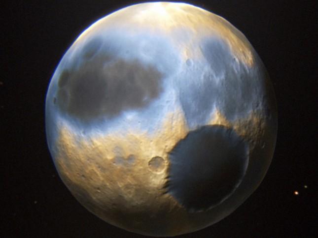 Logo Google hôm nay 14/7: Tìm kiếm sự sống ở sao Diêm Vương - anh 1